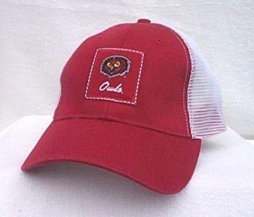 TEMPLE UNIVERSITY OWLS* Ball cap hat Trucker *ML CAPS*